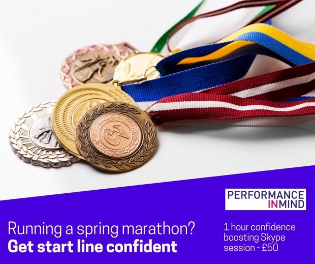 Marathon confidence booster