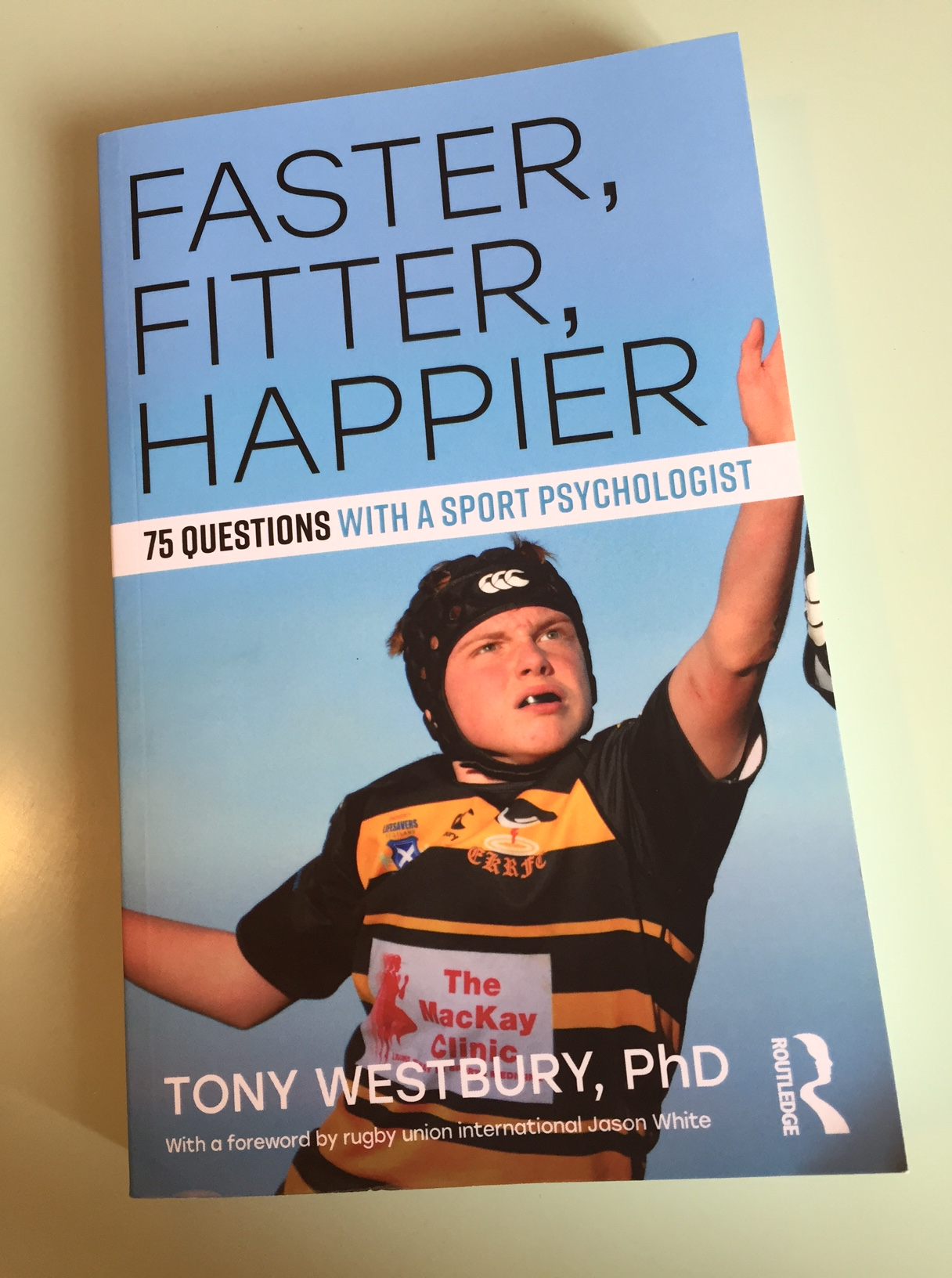Faster Fitter Happier