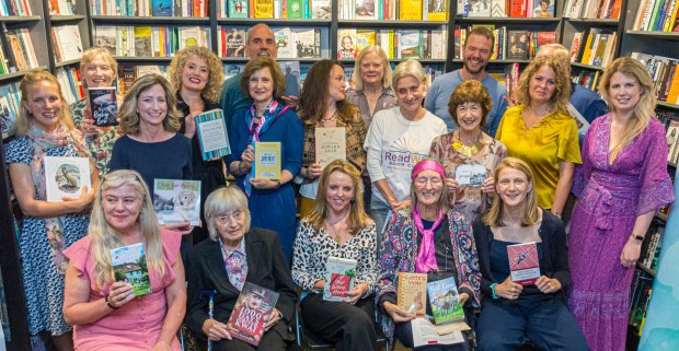 Local Authors at 2019 Chiswick Book Festival