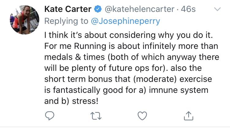 Kate tweet