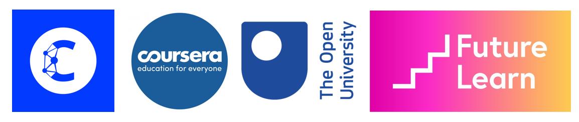 Courses logos