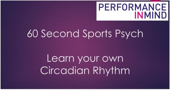 Circadian Rhythm title