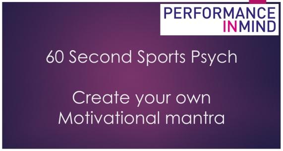 Motivational Mantra title